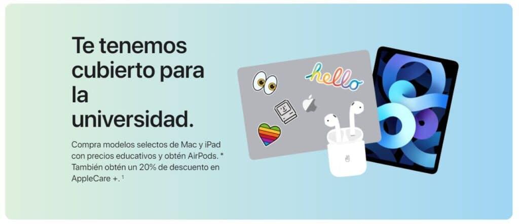 Apple entrando a tendencia de experiencia de usuario UX con ilustración 2D y UX Writing
